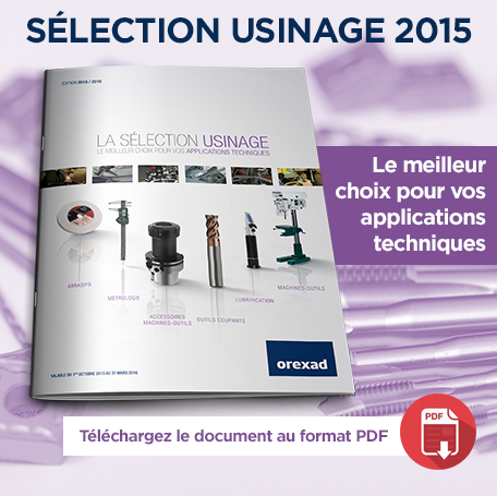 Catalogue Usinage 2015-16